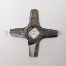 Нож (двухсторонний) для мясорубки Zelmer NR5 ZMMA025X (A861009) 631384