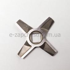 Нож для мясорубки Zelmer NR8 (двухсторонний) ZMMA028X (A863109.00) 632543