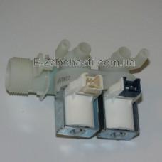 Электромагнитный клапан 2/90 под фишку для стиральной машины Indesit, Ariston C00110333, C00093843, C00373248