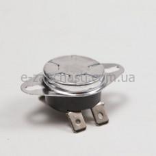 Биметаллический защитный термостат с кнопкой (таблетка) для бойлеров KSD302S, KSD306, KSD301A