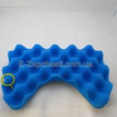 Поролоновый фильтр под колбу для пылесоса Samsung DJ97-01159B, DJ97-00841A, DJ97-00841B, DJ97-01159A
