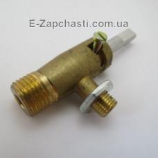 Газовый кран для газовой плиты Электа