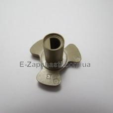 Куплер вращения тарелки для свч печи H=22,5 мм