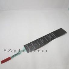 Сенсорная панель управления (клавиатура) для свч печи Panasonic NN-CS596S F630Y6Y40SZP