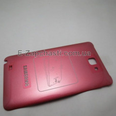 Задняя крышка (корпуса, аккумулятора) батареи Samsung Galaxy N700 Note Pink GH98-21606C